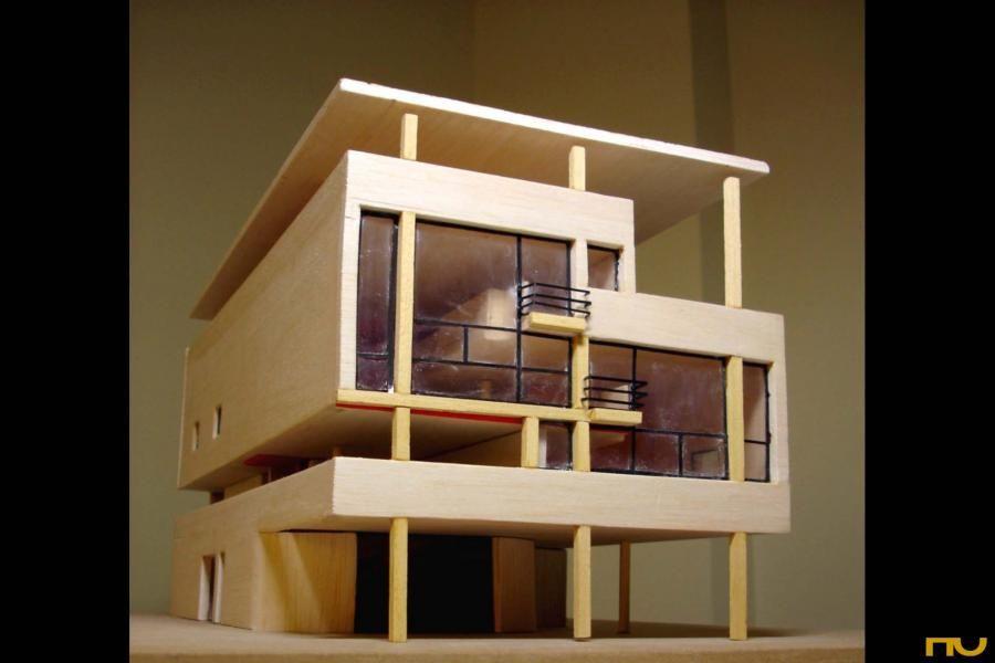 Le corbusier villa baizeau villa cartago 1927 - Casas de le corbusier ...