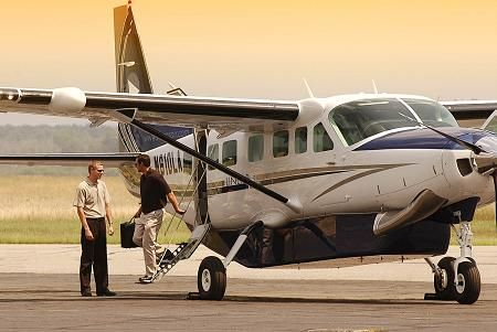 interior commuter plane | Luxury Grand Caravan used for