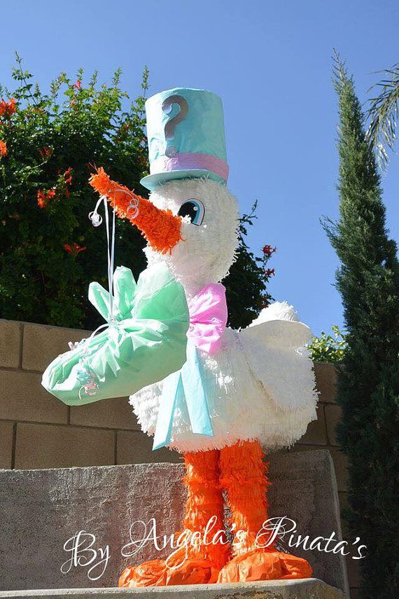 Gender Reveal Pinata Baby Shower Pinata Special Delivery Stork Piñata  Gender Reveal Pinata Reveal Party Gender Reveal Decoration Baby Shower