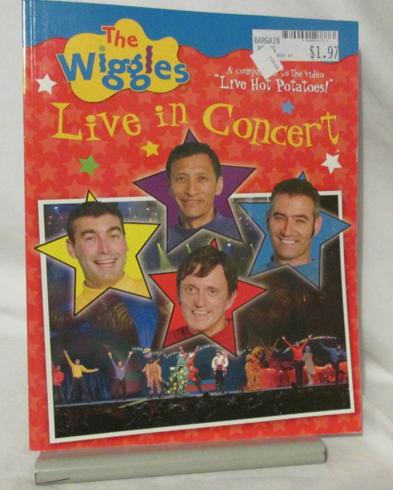 Children Books Wiggles In Concert, Winter Fun, Wiggles