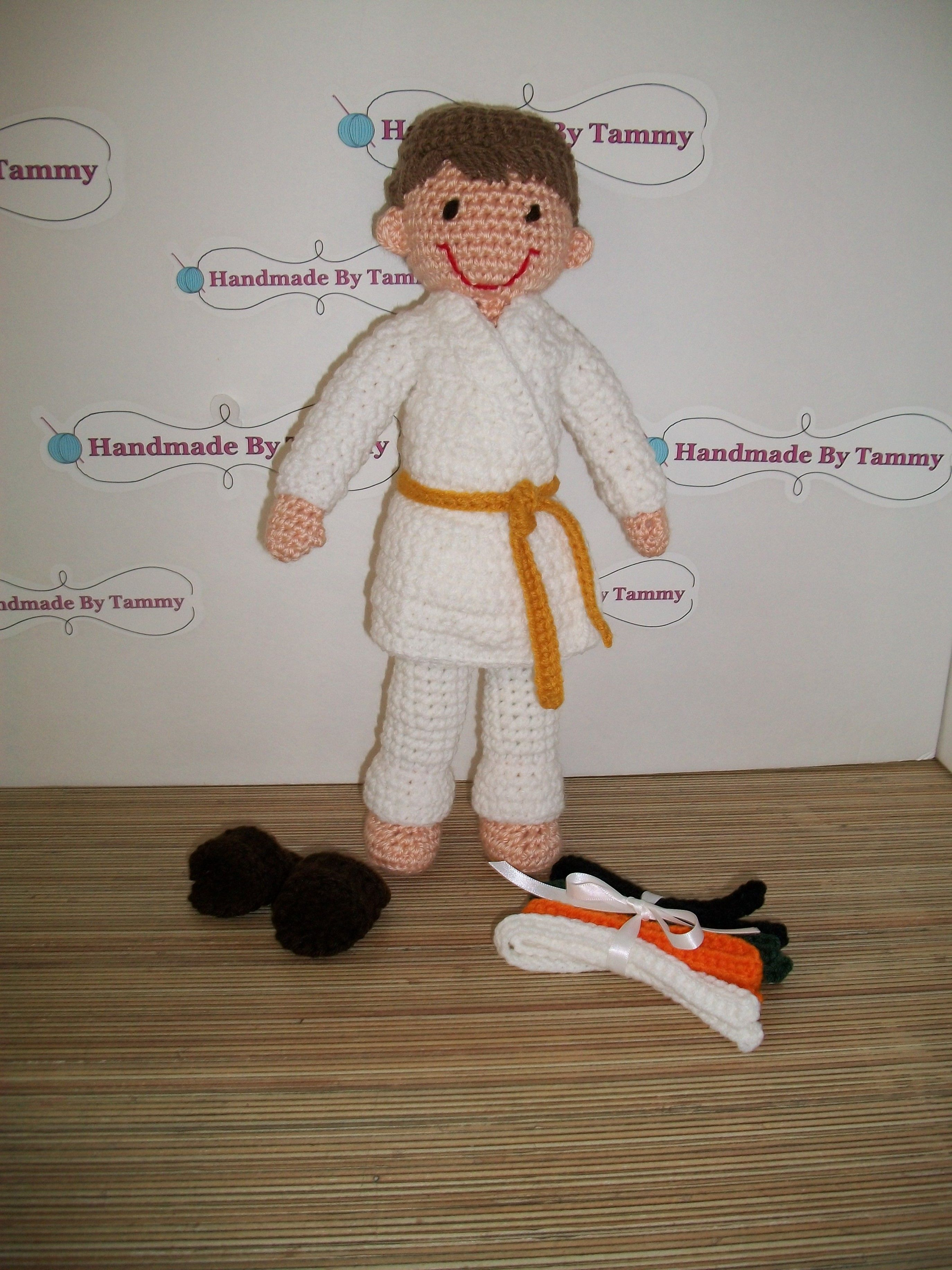 My little Karate Doll. Check out more views of the doll @ www ...