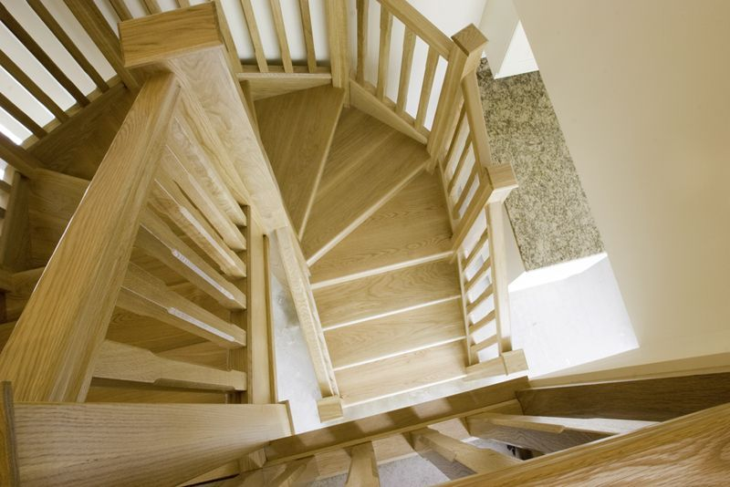 stairs double winder Google Search in 2019 Stairs