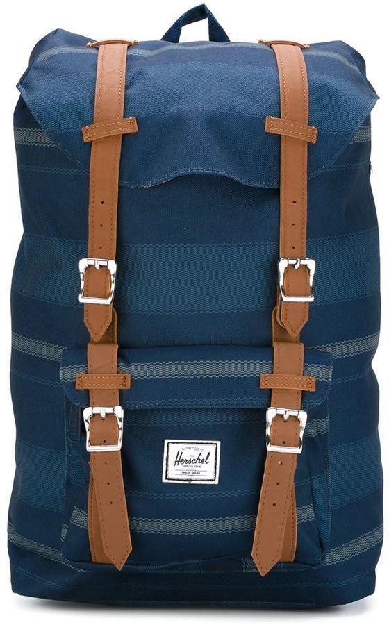 524371defb97 Herschel Supply Co. buckle fastening backpack