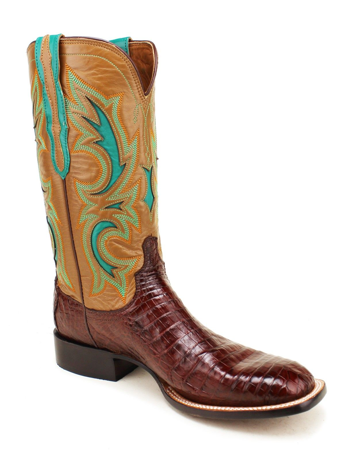 Mens Lucchese Cigar Caiman Belly Boots M2678 - Texas Boot Company is  located in Bastrop,