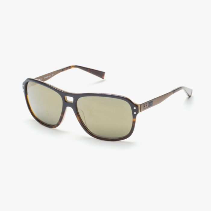 Men S Vintage 86 Sunglasses In Blue Havana Bronze Gold By Nike Eyewear Productdesign Wearable Mens Sunglasses