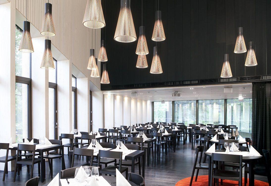 Suspension Hauteur Sous Plafond suspension secto 4201de la marque secto design en 2020
