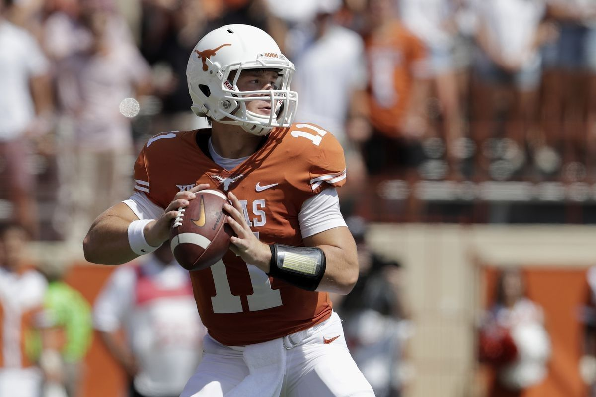 new arrival edcee 3b1e2 QB Sam Ehlinger | Texas Longhorns Football | Texas longhorns ...
