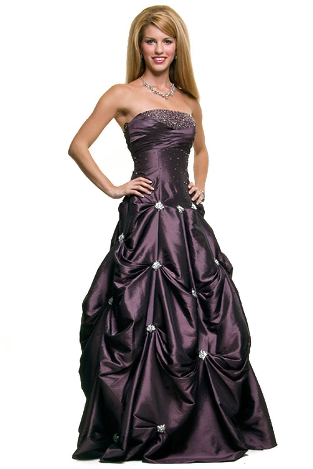 Ball Gowns Under 100 | Purple princess prom dresses for ball gown ...