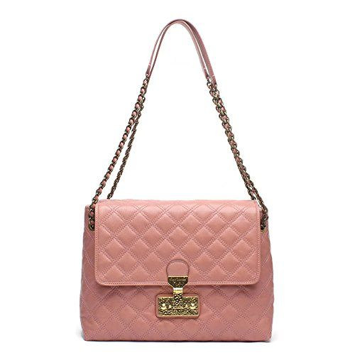 f5664ee54548 Marc Jacobs Baroque Xl Single Shoulder Bag Cherry Blossom with Brass   See  this great product.