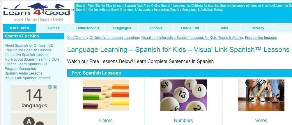 How to learn spanish online for free and fast