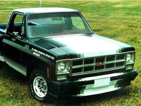 10 Rare And Rowdy Special Edition Trucks Gmc Trucks Vintage Trucks Pickup Trucks