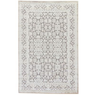 Jaipur Fables Regal 2 6 X 8 Area Rug In Ivory Grey Area Rugs