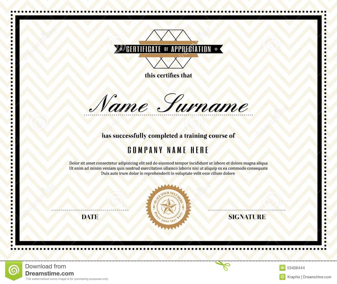 Share Certificate Template Certificate Templates Stock Certificates Free Certificate Templates