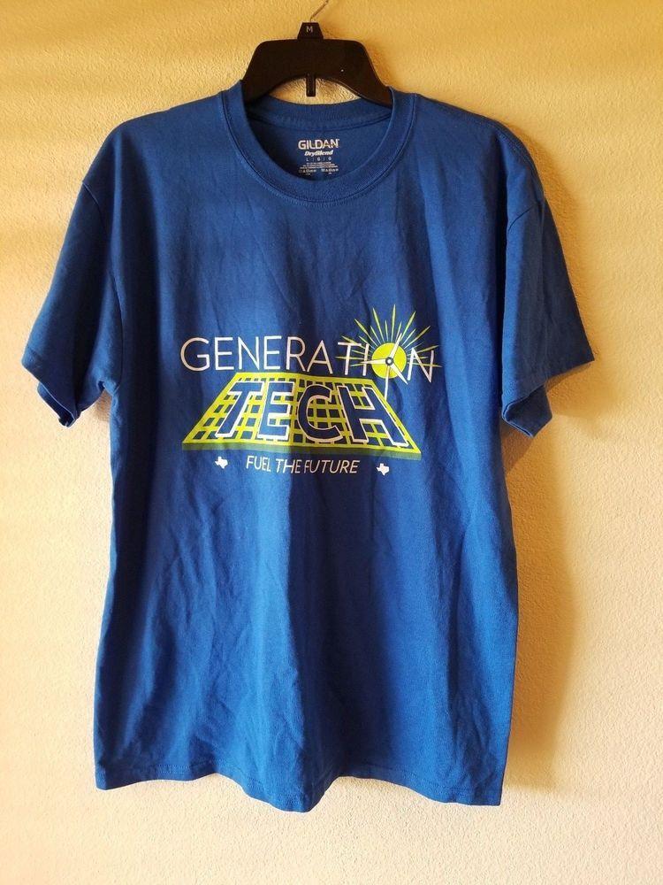 "Gildan DryBlend Men's Generation Tech ""Fuel The Future"