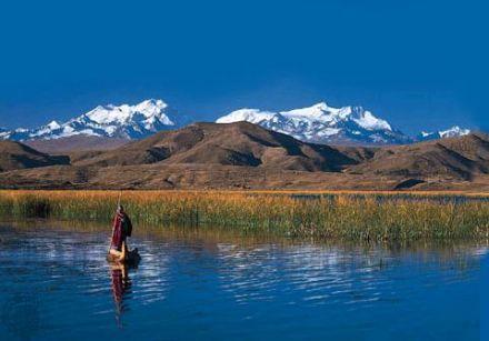Clima del lago titicaca