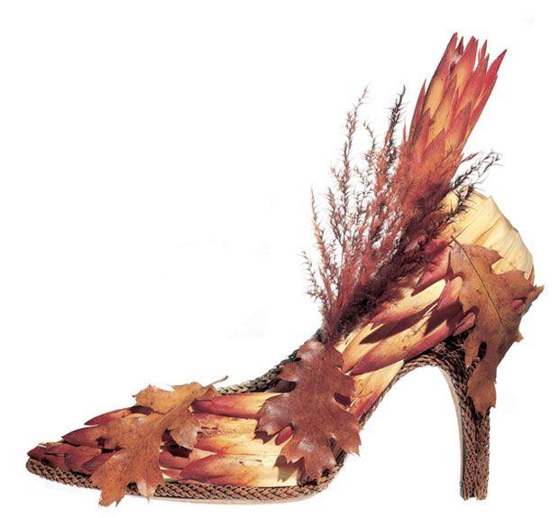 Fall Shoe by Stine Heilmann (Photo & creation)