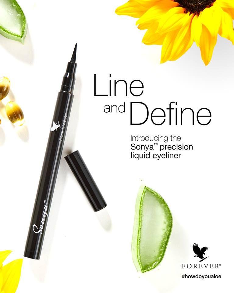 2018 Marcius Sonya Precision Liquid Eyeliner Eyeliner
