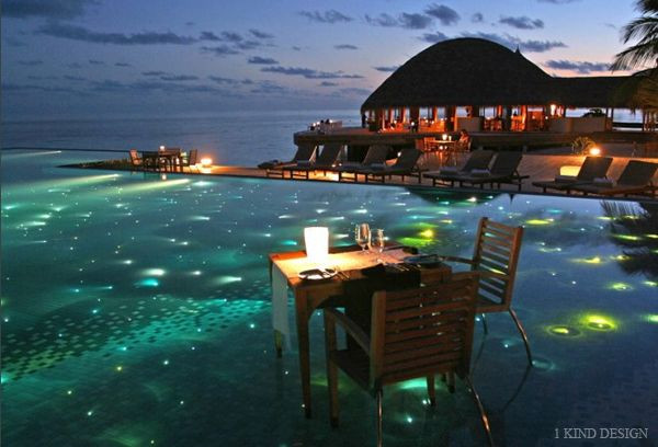 Maldives - yes please!
