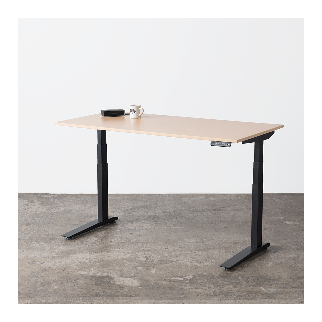 Merveilleux Jarvis Standing Desk   GREENGUARD Laminate (maple)   Fully