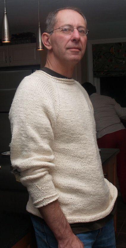 Vanilla Cotton Sweater | Tejido, Lana y Sueter hombre