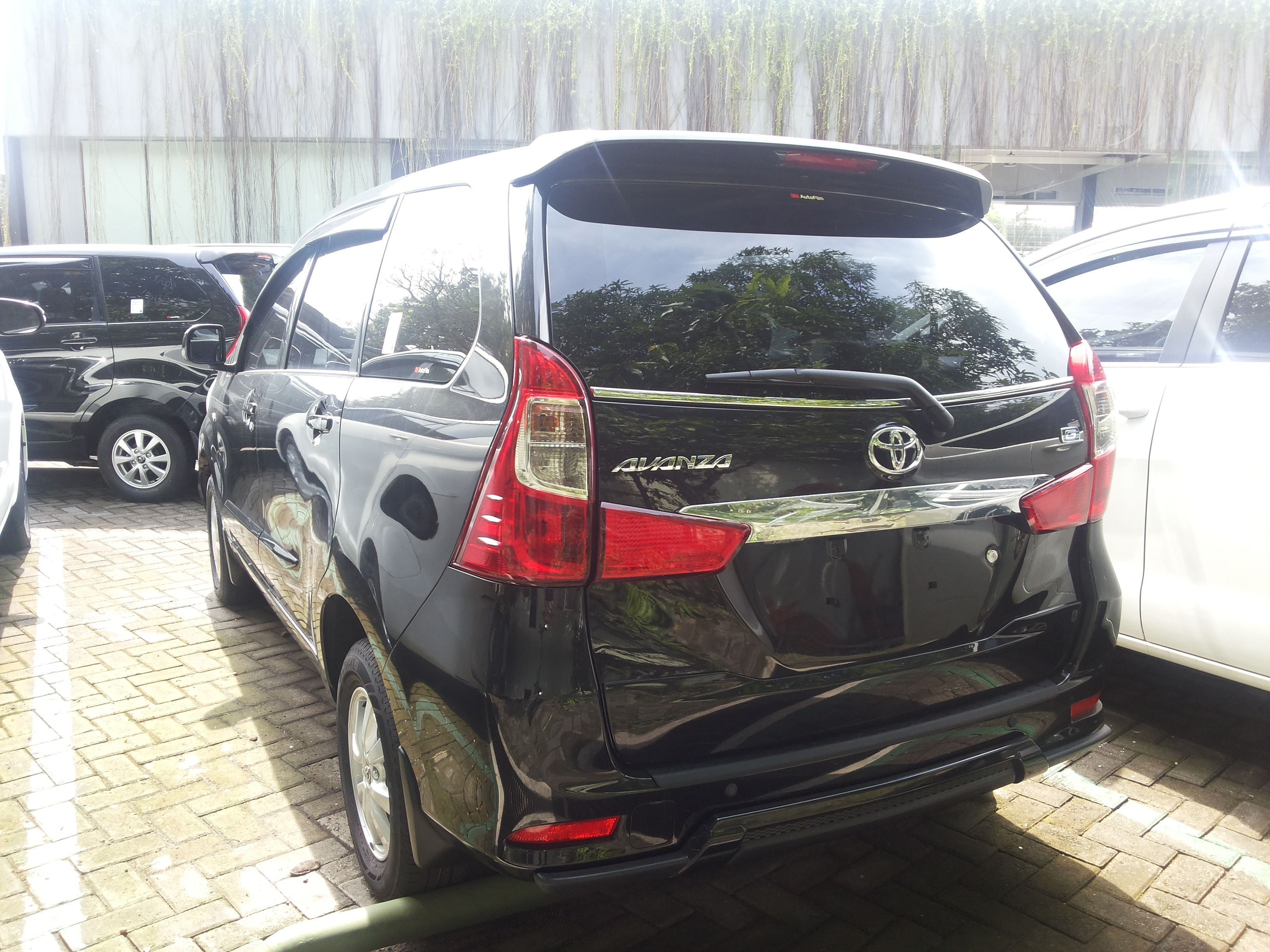 Bagian Belakang Grand New Avanza 1 3 G 2018 Unit Cepat Segera Booking Sekarang Juga Hubungi Kami Dan Dapatkan Harga Terbaik Disini I Toyota Surabaya