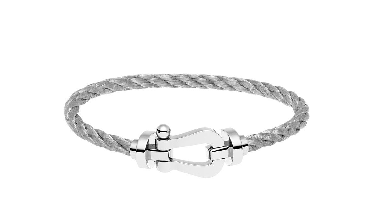 collier homme fred