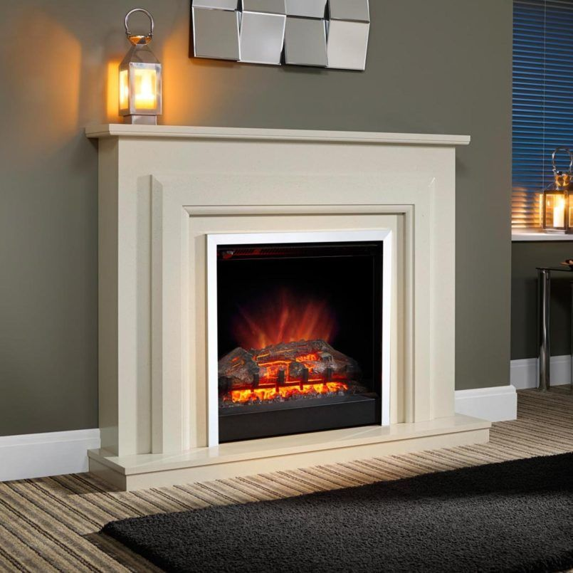Fireplace Living Room Grey Wall Paint Color Ideas With White Wall
