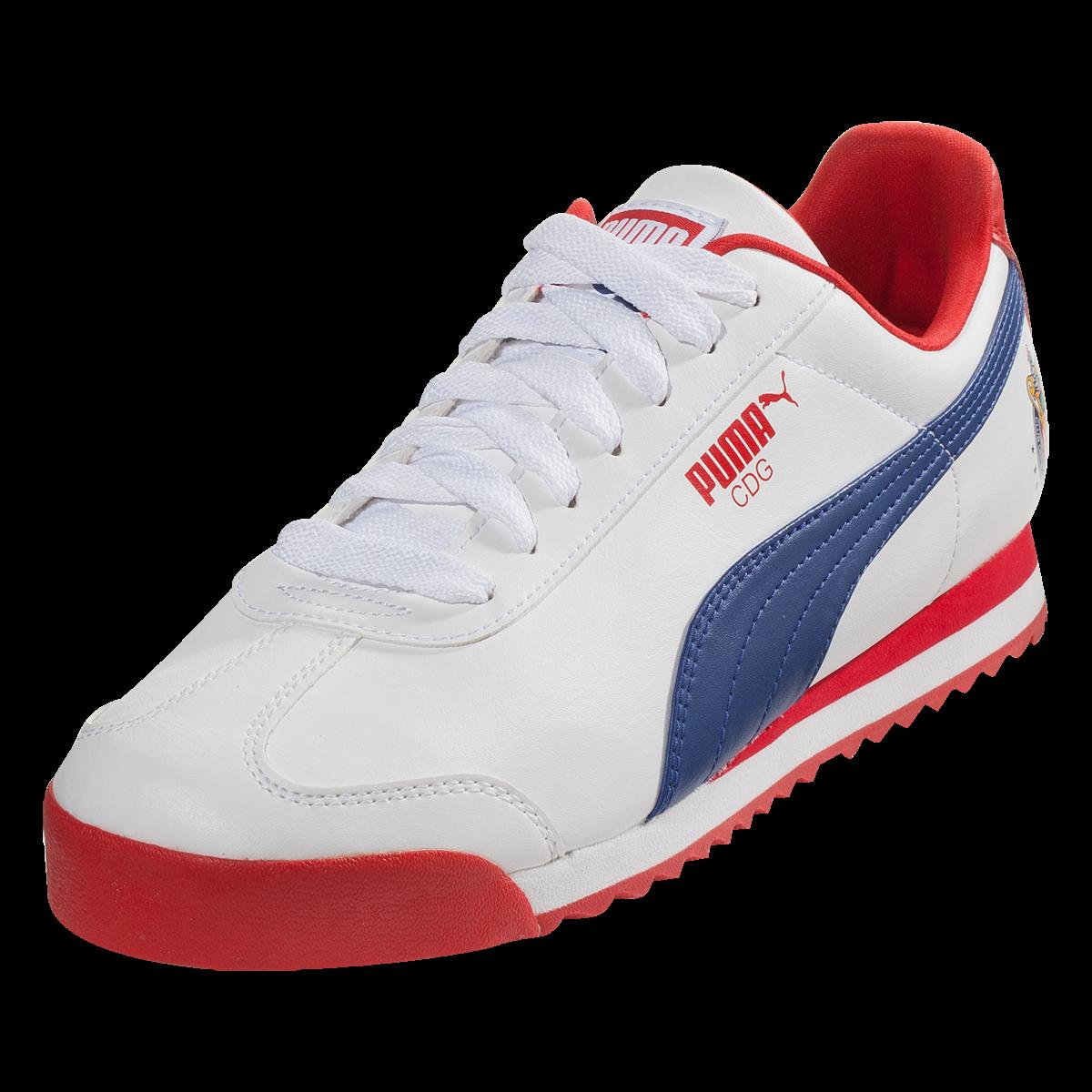 PUMA Roma CDG Lifestyle Shoe Puma White