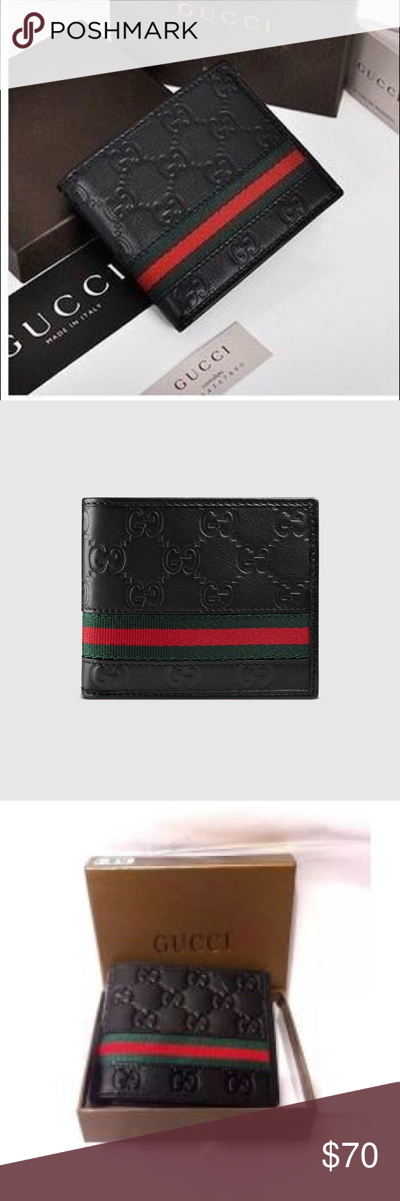 6ceb2532d432 UA Gucci Wallet :) Accessories Money Clips | My Posh Picks | Gucci ...
