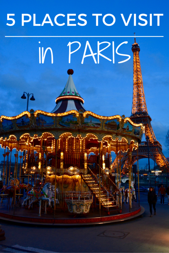 my top 5 places to visit in paris western europe trips pinterest