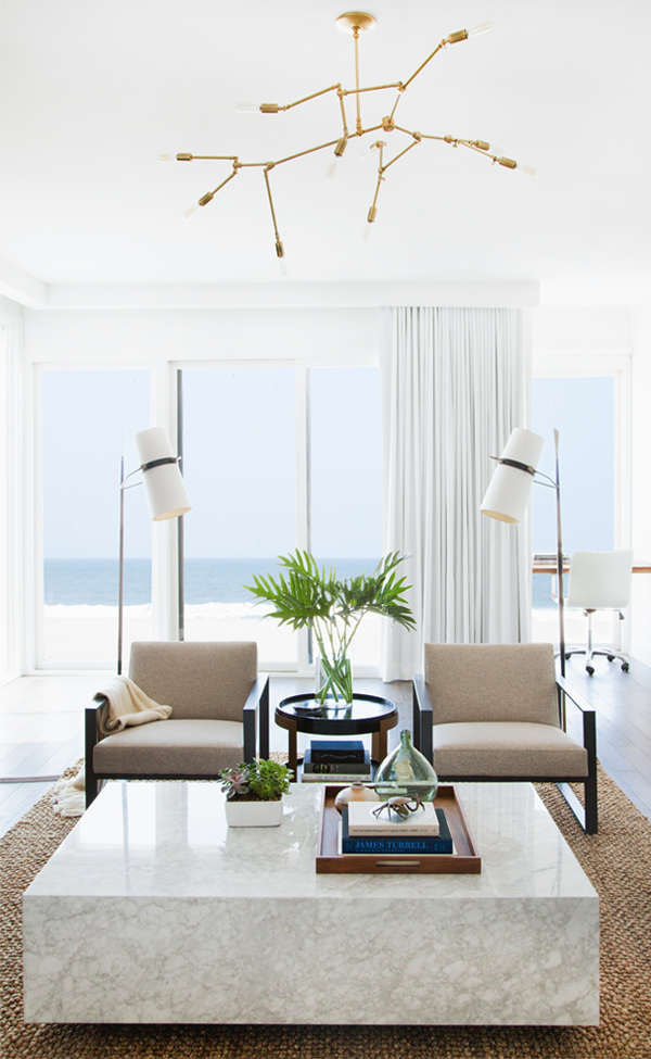 How to Decorate a Beach-Inspired Home | Decorating, Beach and Modern ...