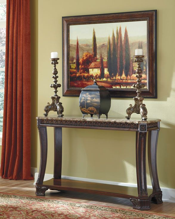 Arrimo Muebles Sala Sofa Table Console Table