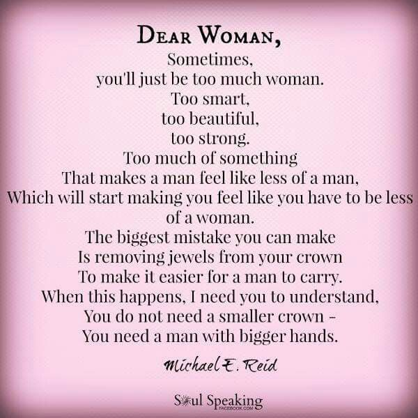 Inspirational Poems For Single Woman 48