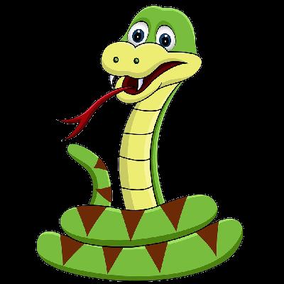 Snake Clipart Snake Clip Art Clipart Best Png 400 400 Animal Coloring Pages Clip Art Snake Coloring Pages