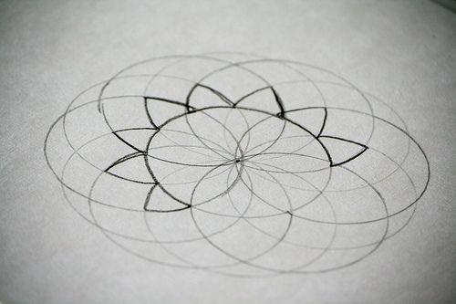 Img 9633 Sacred Geometry Compass Art Geometry Art Math Art