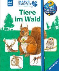 Animalele Padurii Tiere Im Wald Autori Christine Henkel Daniela Prusse Seria Descoperitorii Naturii 4 7 Ani Vulprea Cerbul Veverita Tiere Natur Tiere Und Wald