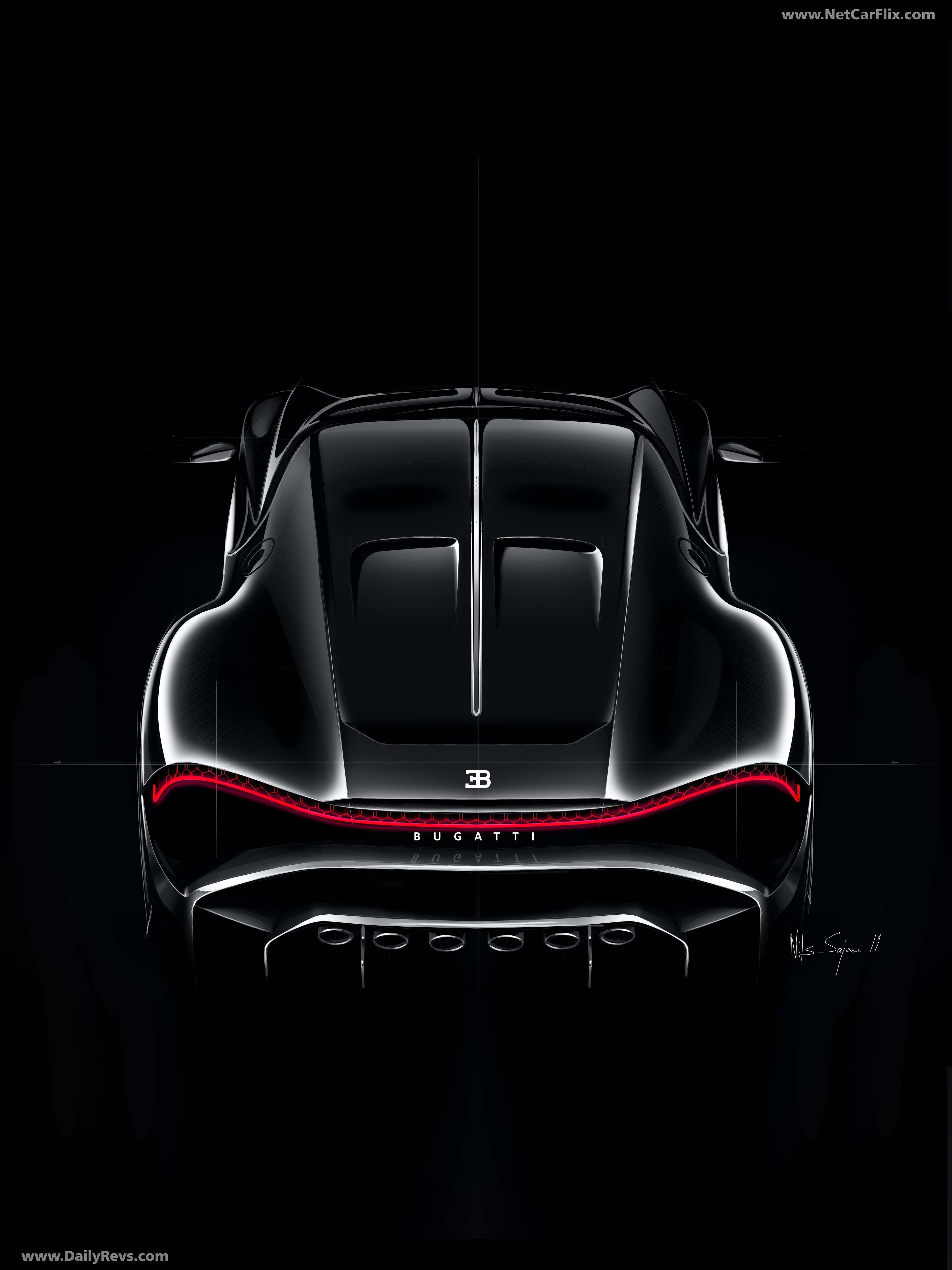 2019 Bugatti La Voiture Noire Hd Pictures Videos Specs Information Dailyrevs Bugatti Black Car Best Luxury Cars