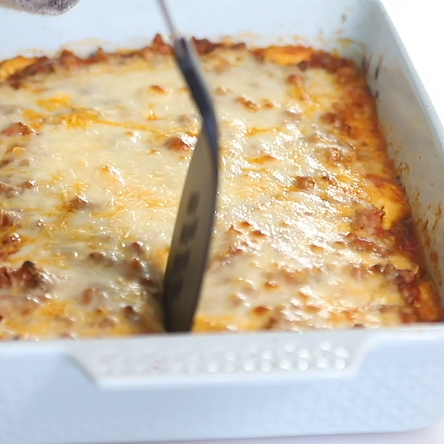 When I want lasagna, I want unmistakable comfort food.  This keto lasagna definitely fits the bill because it is nothing but the good stuff.  No zucchini noodles to be found!  The best part is this lasagna recipe can be made any night of the week.  It's that easy!When #I #want #lasagna, #I #want #unmistakable #comfort #food. # #This #keto #lasagna #definitely #fits #the #bill #because #it #is #nothing #but #the #good #stuff. # #No #zucchini #noodles #to #be #found! # #The #best #part #is #this #