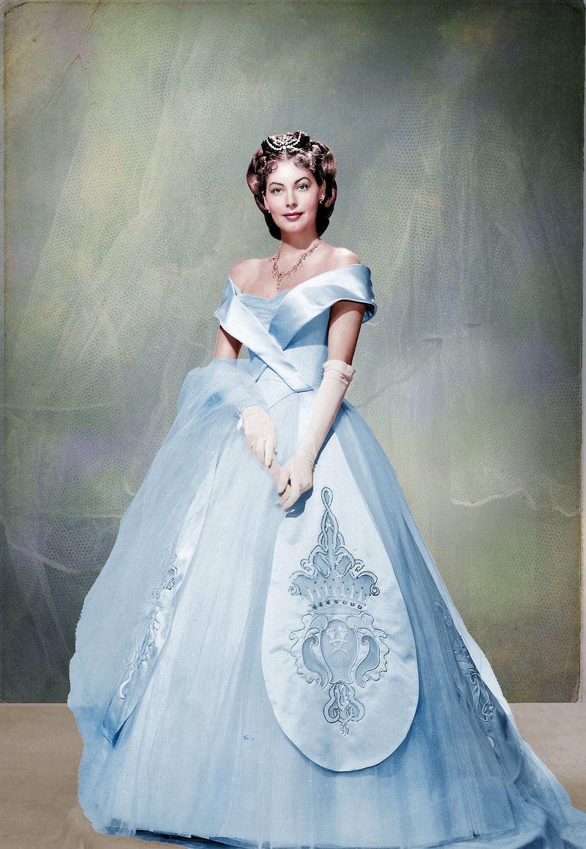 Emejing Ava Gardner Wedding Dress Contemporary - Styles & Ideas 2018 ...