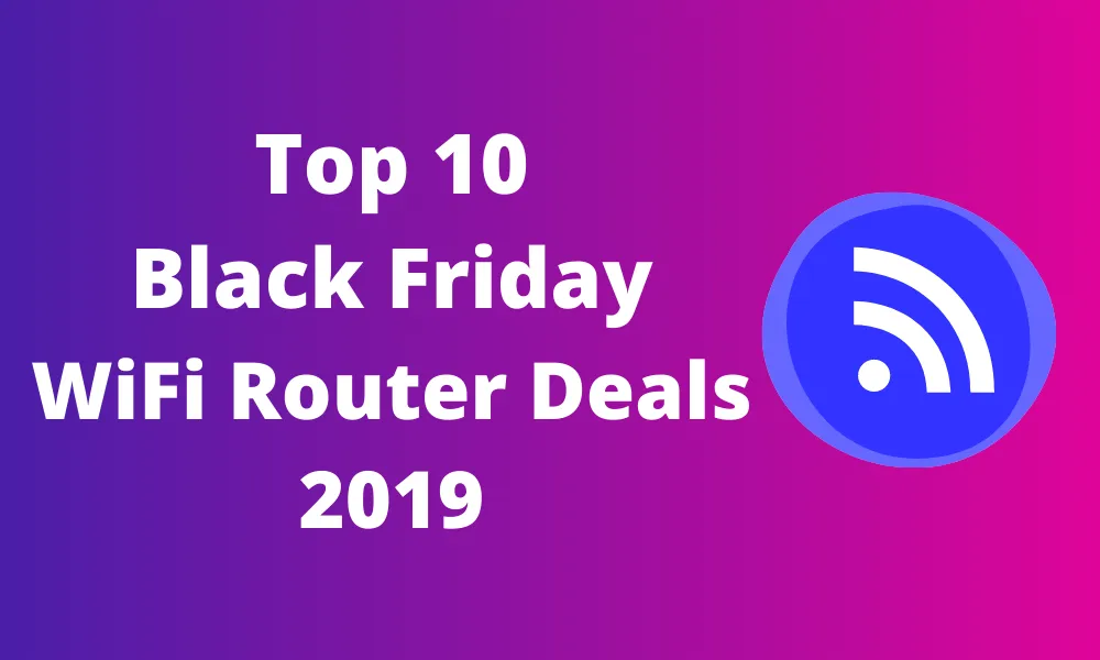Best Long Range Wireless Routers Black Friday Router