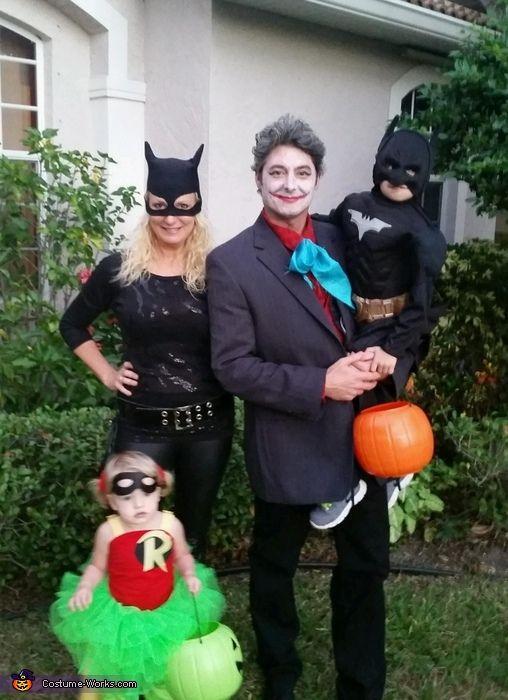 Batman Family Costume | Batman, Sons and Costumes