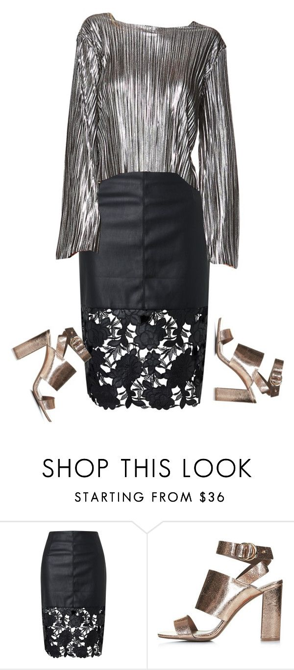 """A Singer's audition"" by brooklynbeatz ❤ liked on Polyvore featuring Topshop and 2 Hearts"
