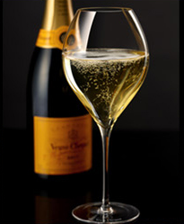 *Champagne the ultimate cocktail / drink... that is perfect morning, noon, or night !! (LOVE this one Veuve Clicquot - Yellow Label)