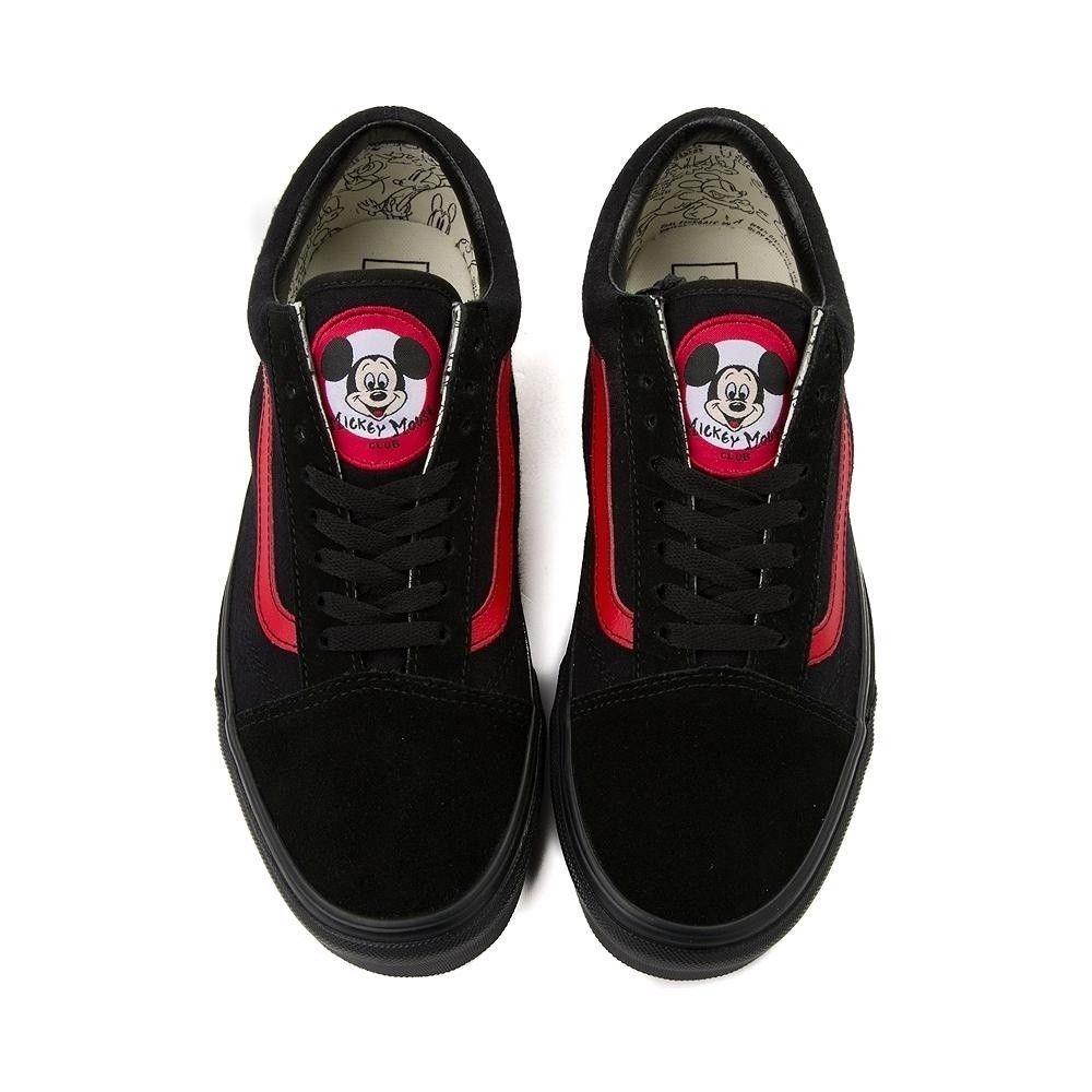 BNIB! Disney x Vans Old Skool Skate Shoe Mickey Mouse Club