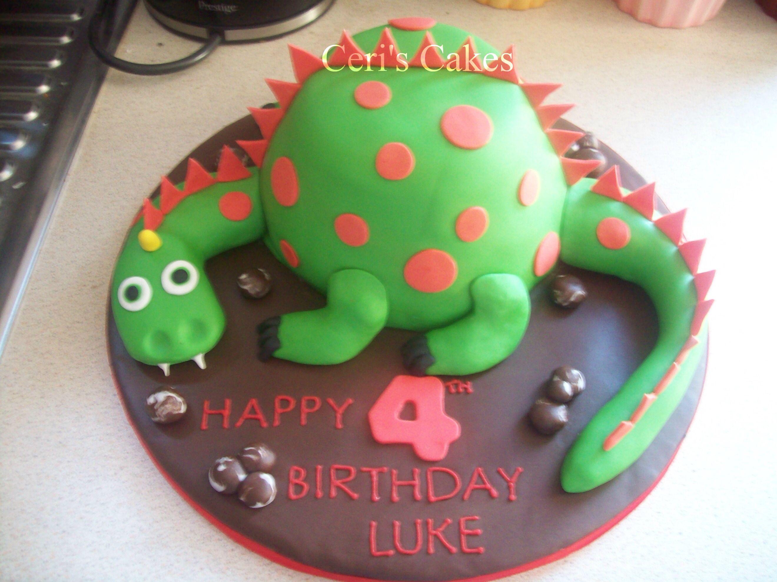 dinosaur birthday cake dinosaurier geburtstags kuchen geburtstagskuchen kinder