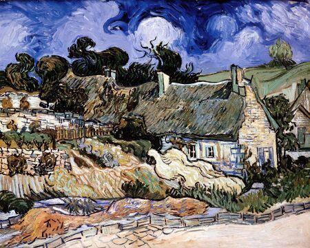 Les 70 tableaux de Vincent Van Gogh à Auvers sur Oise | Art de van gogh, Peintures de van gogh ...