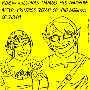 Zelda Williams and Robin Williams in a funny pic #Robin #Williams #Zelda #spot