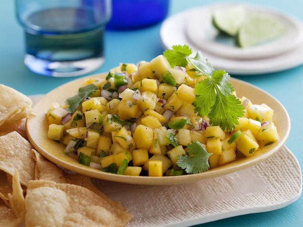 Go sweet and spicy with this Jalapeno-Mango Salsa recipe.