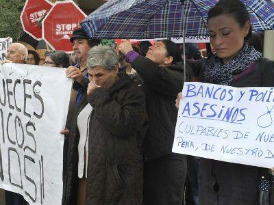 El Tribunal de Justicia europeo ve ilegal la ley española sobre los desahucios