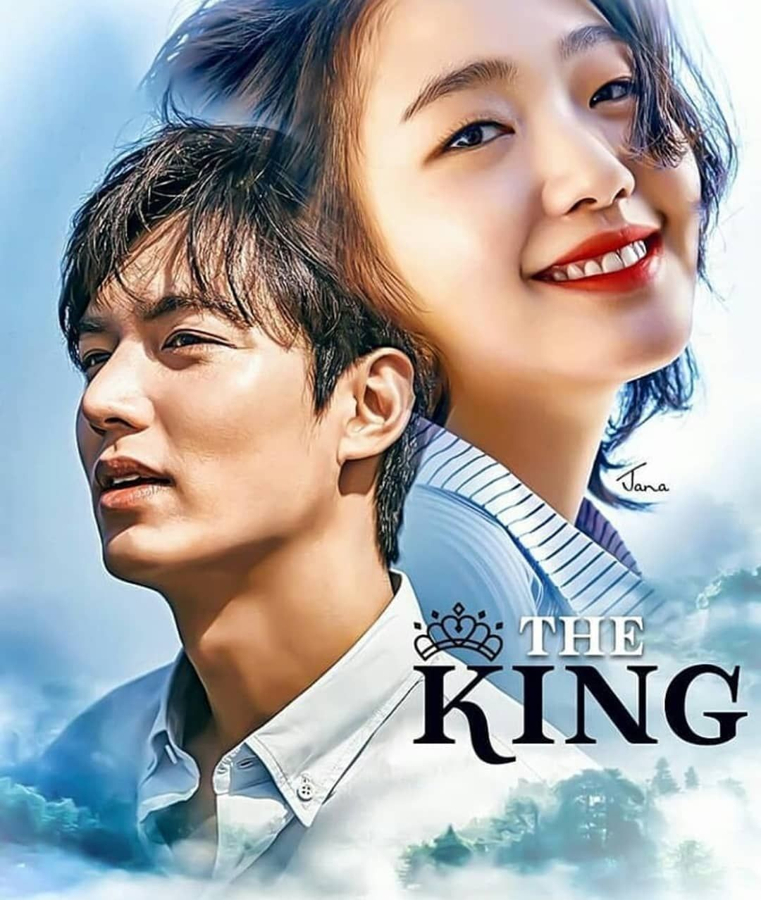 Best Kdrama 2020.이민호 His Cr Z F N On Instagram The King The